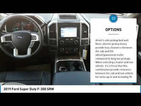 2019 Ford Super Duty F-350 SRW T9826