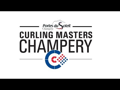 Curling Masters Champery 2017, Round Robin, Team Kauste (FIN) - Team van Dorp (NED)