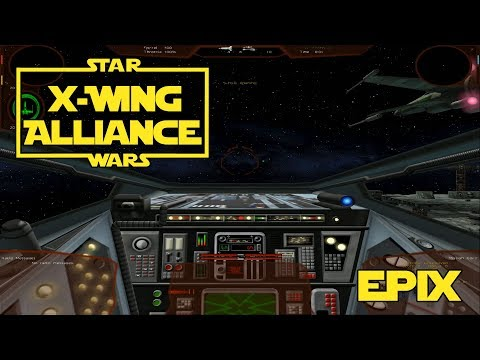 X-Wing Alliance Episode IX - Azzameen's Game |
