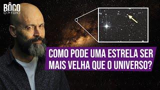OS MAIORES MISTÉRIOS DO UNIVERSO (PARTE 1)
