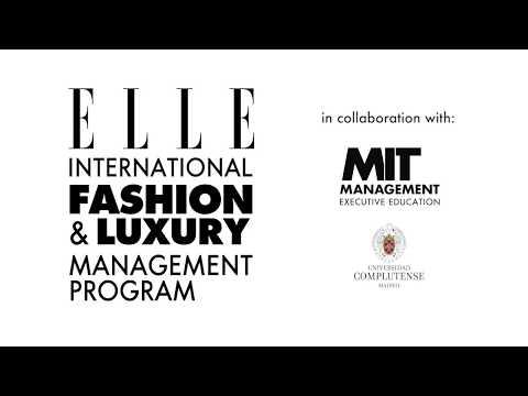 David Schmittlein: ELLE International Fashion and Luxury Management Program