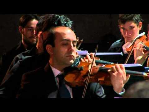 "Facundo Agudin - A.Ginastera ""La Estancia"" II Sinfónica Patagonia"
