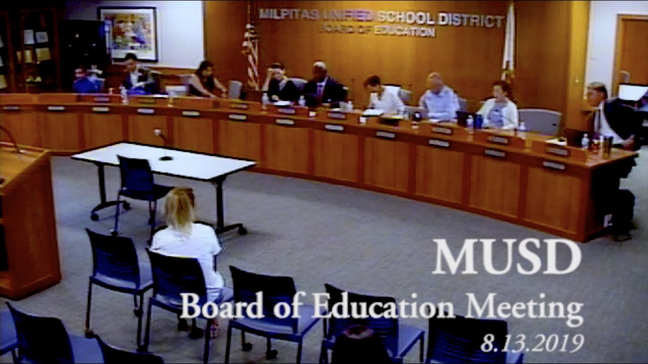 MILPITAS UNIFIED SCHOOL DISTRICT - Home