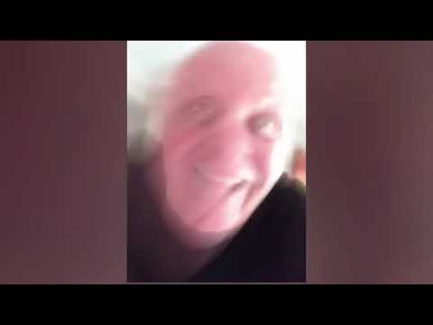 Anthony Hopkins getting crazy to Wii music