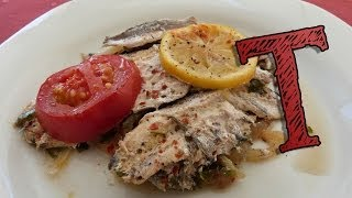 Steamed Anchovies Recipe | How To Cook Best Anchovies