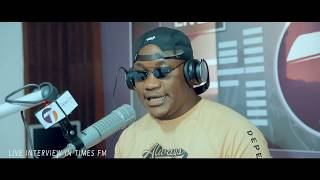 Live Interview In Times Fm The Return Of - Q chilla - Part 2