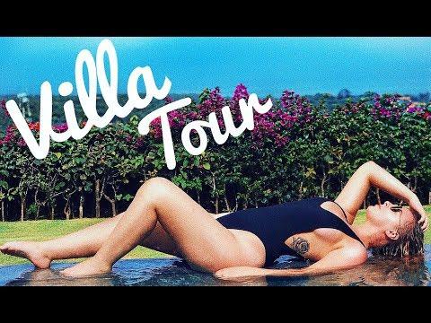 THE MOST AMAZING VILLA EVER! LUXURY BALI VILLA TOUR!