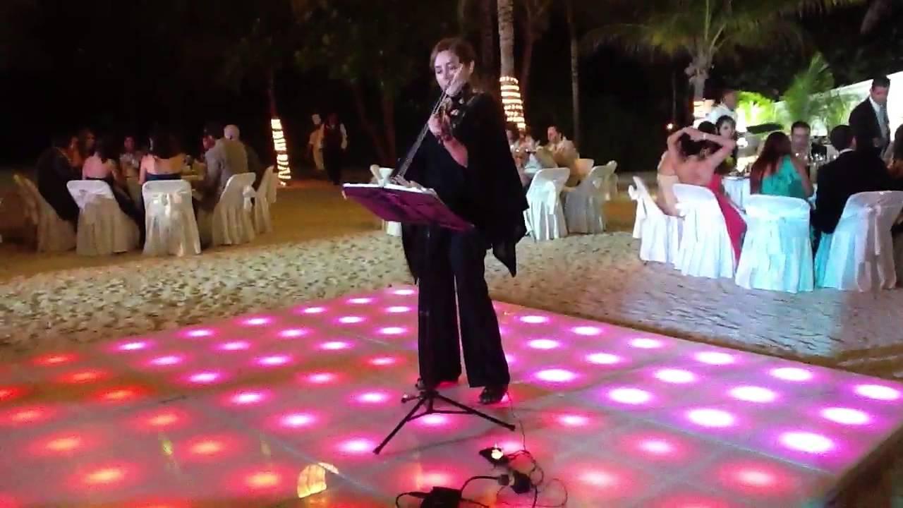 Event Technology Wedding Hotel Grand Palladium Riviera Maya