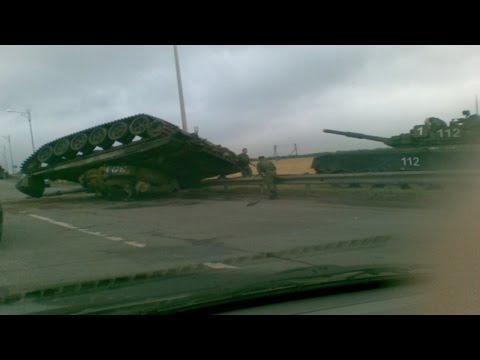 Подборка танков перевертышей