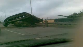 Подборка танков перевертышей 2015. Лучшая подборка