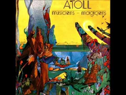 European Rock Collection Part4 / Atoll-Musiciens Magiciens(Full Album)