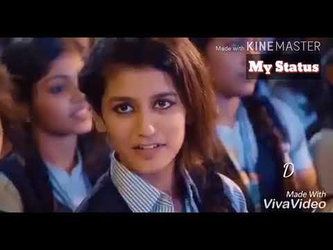 whatsapp status new || Naino ki jo baat naina jaane hai | Romantic exam cheating scene latest 2018