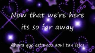 so far away with lyrics