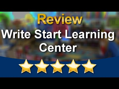 Write Start Learning Center Seminole Remarkable 5 Star Review by LeighAnn B.