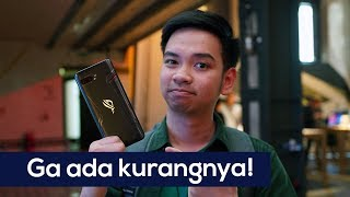 HP Gaming SEMPURNA? Hands on Asus ROG Phone 2!