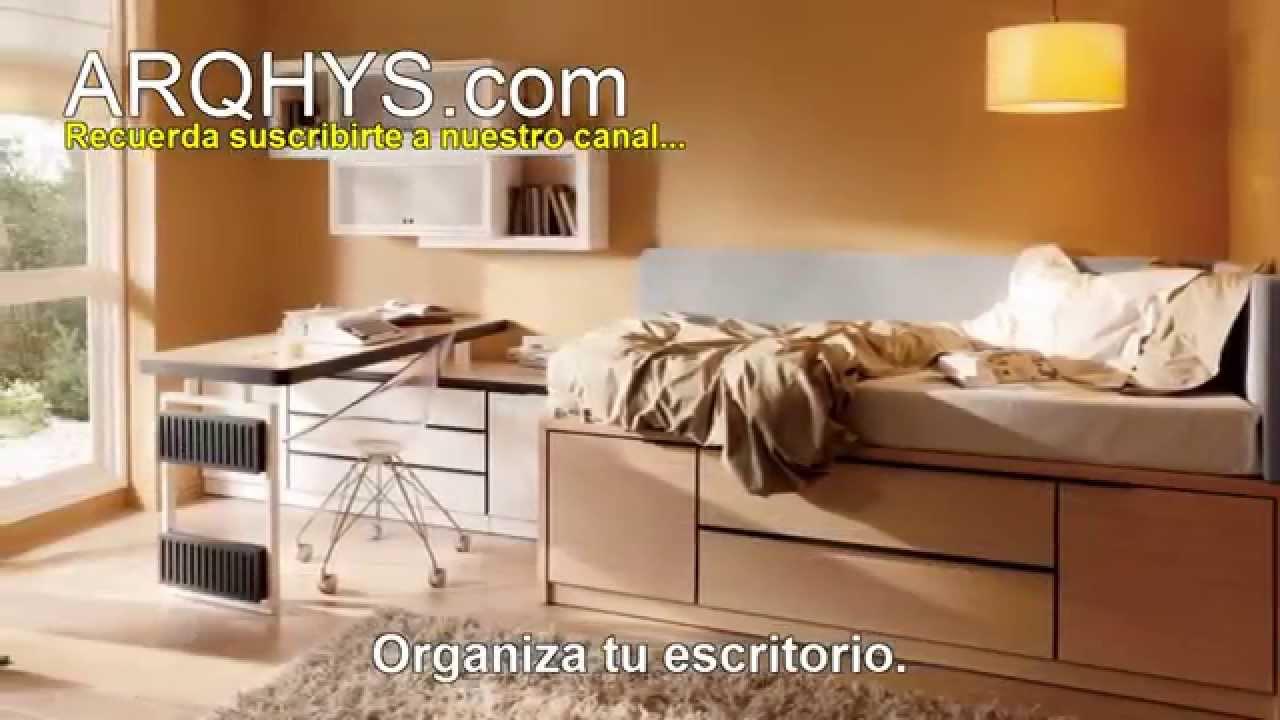 ¡Como organizar mi cuarto! ¿Cómo limpiar y arreglar tu dormitorio o  habitacion?
