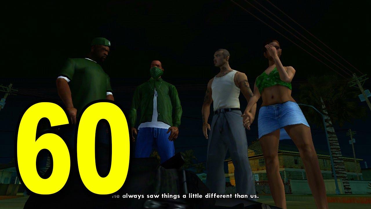 Grand Theft Auto: San Andreas - Part 60 - The End (GTA Walkthrough / Gameplay) thumbnail