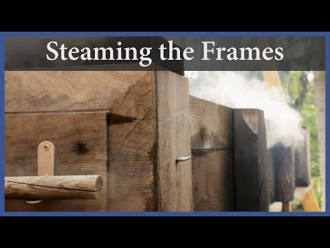 Steaming frames- Acorn to Arabella