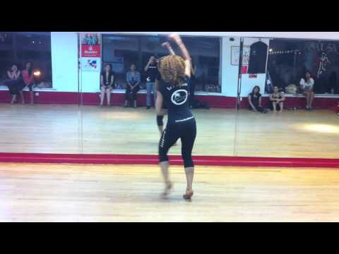 Ladies Touch Bachata Styling 001