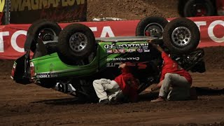 CRASH & FLIP! in Superlite championship race - Top Gear USA - Series 2