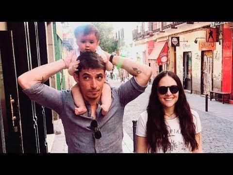 Así luce la hija de Zuria Vega y Alberto Guerra, Lúa a 10 meses de nacida