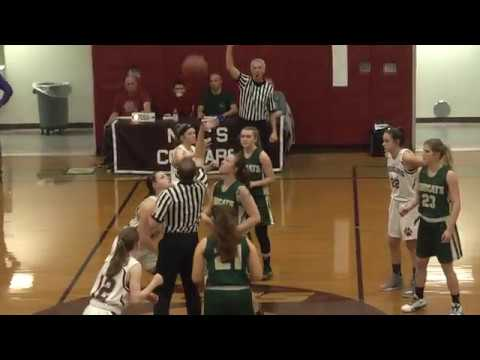 NAC - NCCS Girls  1-15-18