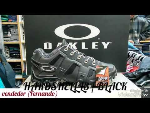 991e7f6a8 Coleção 2017 Oakley Tênis e bonés vendedor (Fernando)lj12 - YouTube