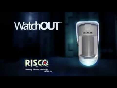 Rivelatore da Esterno WatchOUT DT eXtreme Risco Group