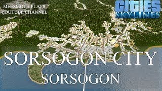 Sorsogon City Cinematics - Cities: Skylines - Philippine Cities