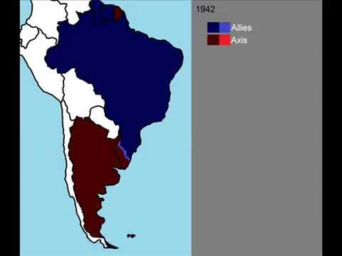 Alternate History :Argentina Join Axis