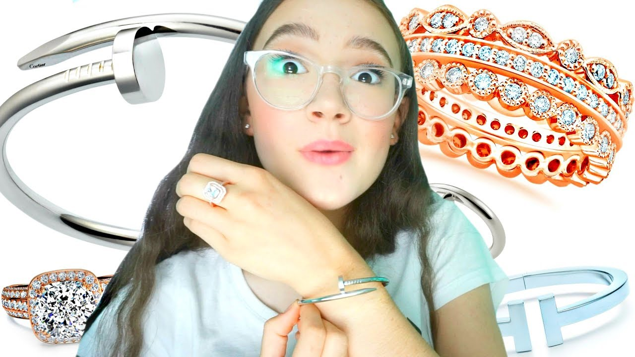 I Tried Fake Tiffany Cartier Jewelry