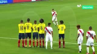 Perú 1 - 1 Colombia: Revive el gol de Paolo que nos puso en el repechaje