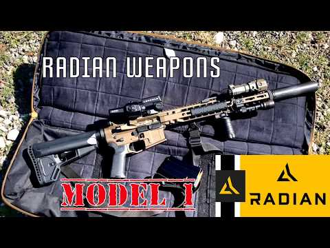 Radian Weapons Model 1. The best rifle EVER???