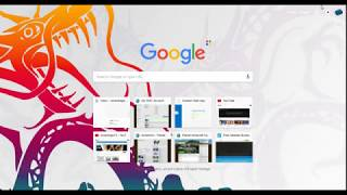 how to get themes on chrome
