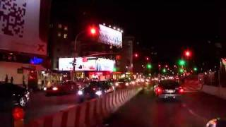 The Levi's gears billboard