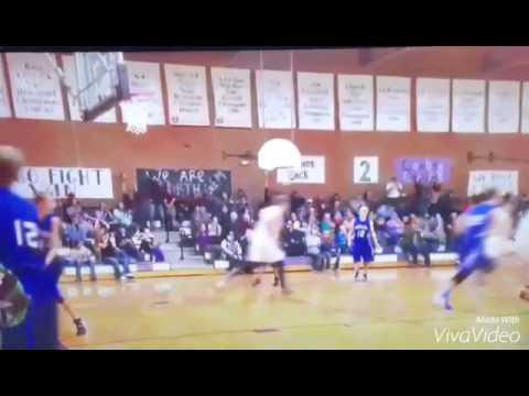 Karson Lloyd dunking video! North Gem High School