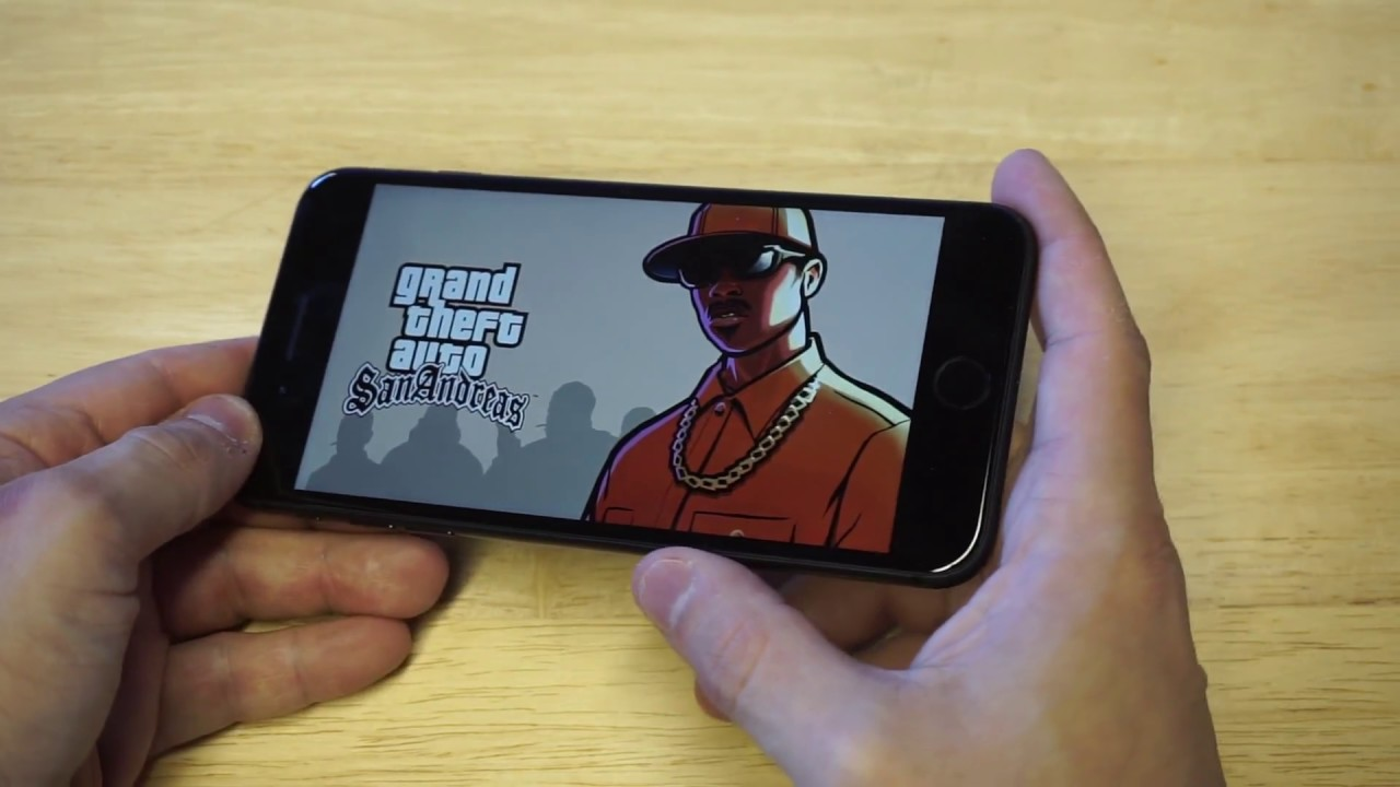 gta san andreas for iphone 8