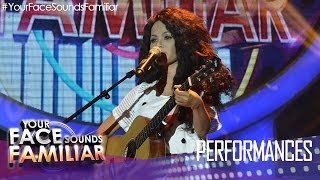 "Your Face Sounds Familiar: KZ Tandingan as Lolita Carbon - ""Himig Ng Pag-ibig"""
