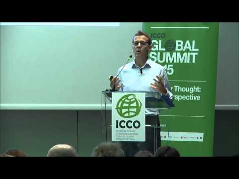 Fridays are Free: Understanding business of PR - ICCO Global Summit Milan 2015