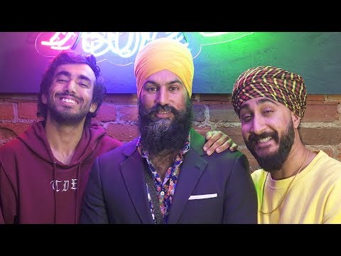 Jagmeet Singh on Racism in Politics, Potentially becoming Prime Minister and Meeting Trump