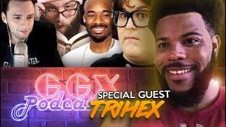 GGX Talkshow #3 (Trihex, Rajj Patel, Andy Milonakis, Anything4views, Dankquan, Trainwrecks)