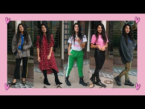 Mannen én vrouwen beoordelen mijn outfits op straat - Anna Nooshin