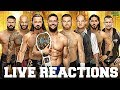 Men's Money In The Bank Ladder Match || WWE Money In The Bank 2019 LIVE REACTIONS
