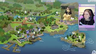 Renovating The Entire Sims 4 for my Simsie Save (Streamed 3/27/18)