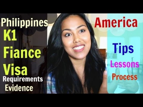 K1 Visa/ Fiance Visa (Detailed Walk-Through Process)