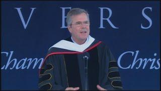 Jeb Bush: Obama Backs Use of Coercive Federal Power