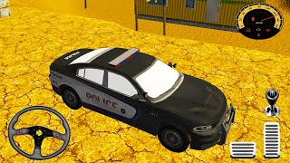 Real Police Car Game - Offroad Police Car Driving 2021 - Android Gameplay