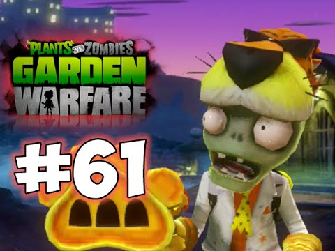 Plants Vs. Zombies - GARDEN WARFARE - PART 61 - DR. CHESTER! (HD GAMEPLAY)