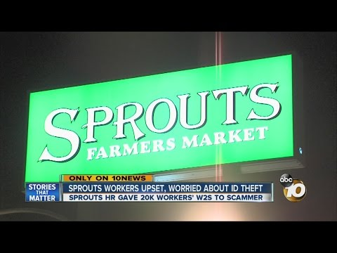 Sprouts employees 'upset' about security breach
