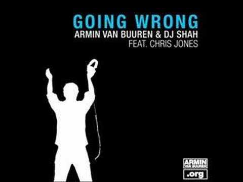 Armin van Buuren-Going Wrong (Dj Shah's Magic Island Mix)